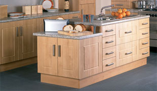 <p>Classic Shaker with Modern &amp; Contemporary Finishes</p>